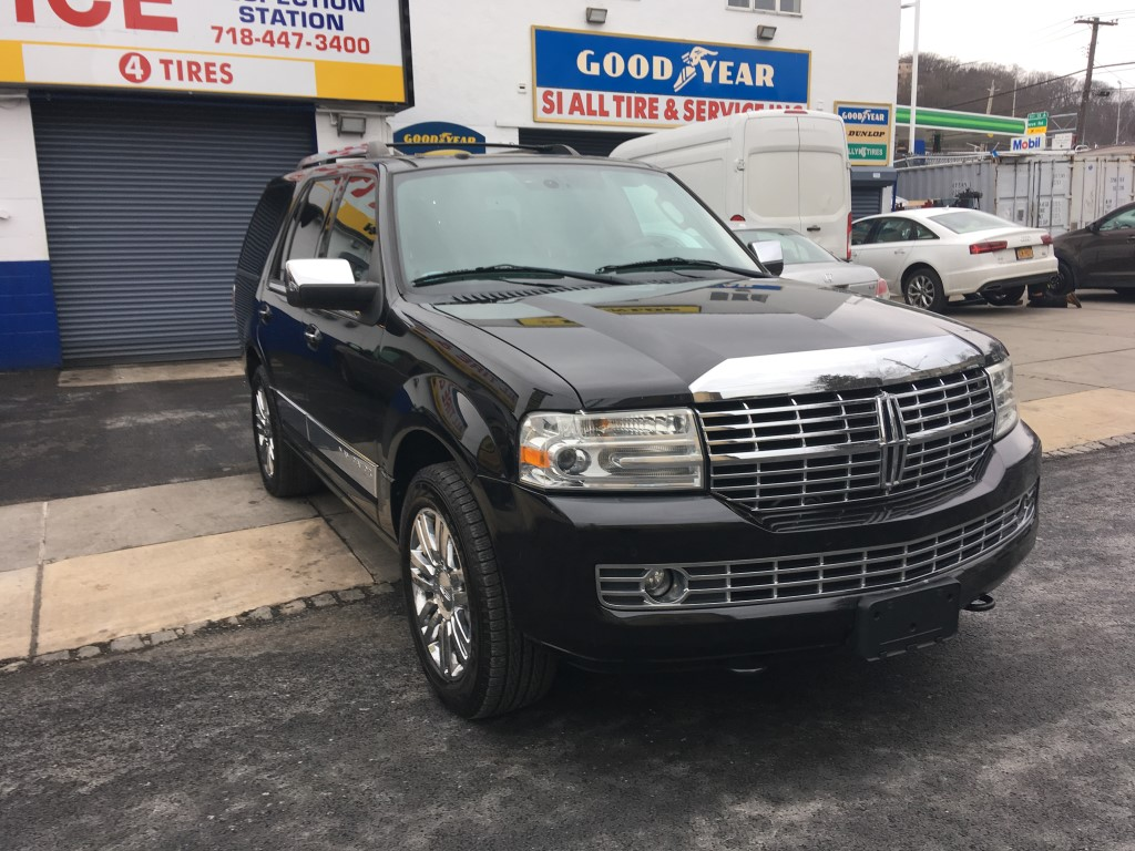 Used - Lincoln Navigator Base 4x4 SUV for sale in Staten Island NY