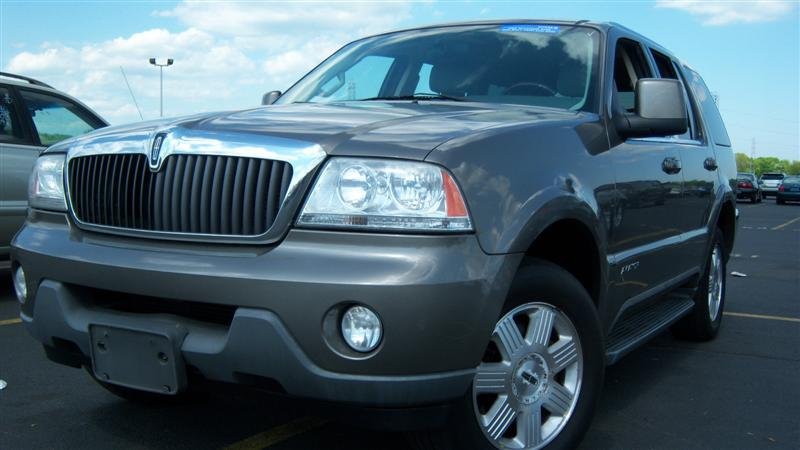 used 2003 lincoln aviator 4x4 sport utility 7. Black Bedroom Furniture Sets. Home Design Ideas
