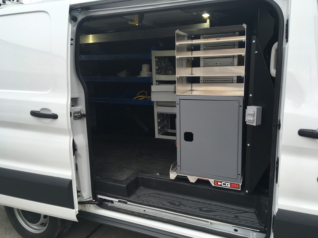 Used - Ford Transit 250 Cargo Van for sale in Staten Island NY