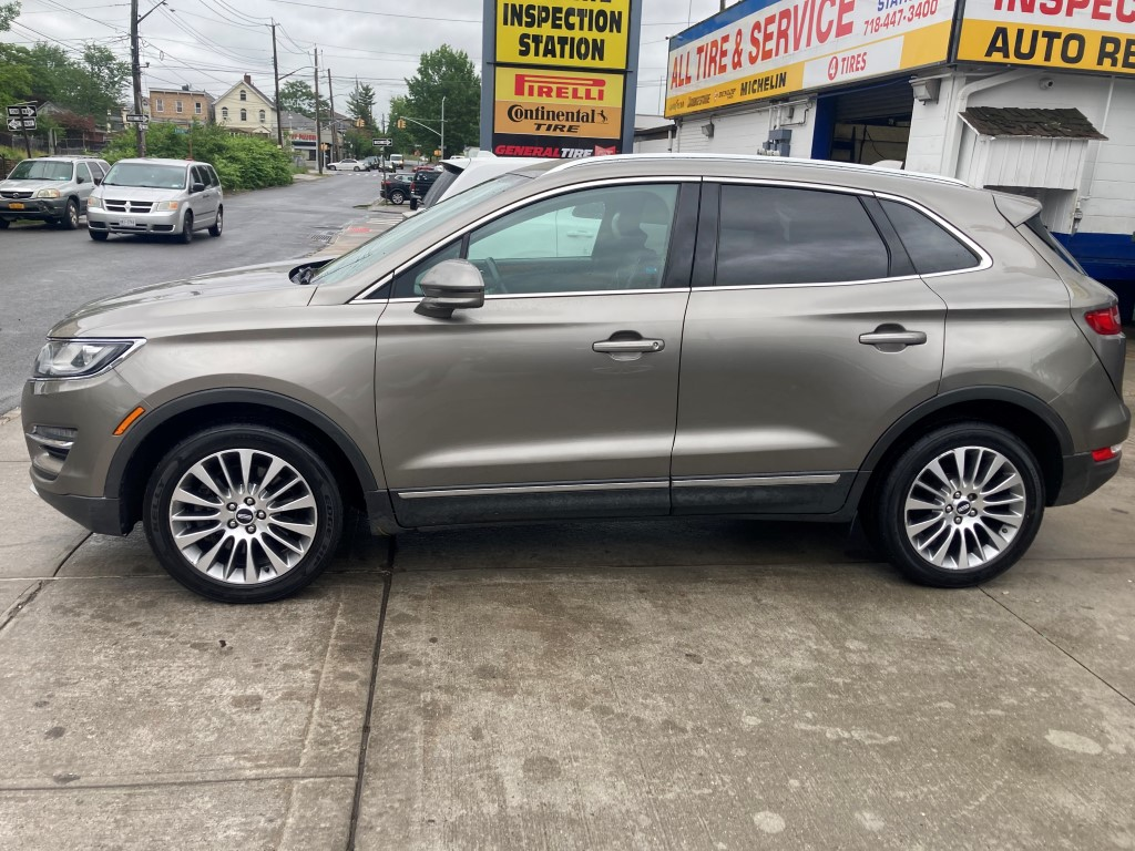 Used - Lincoln MKC Reserve AWD SUV for sale in Staten Island NY