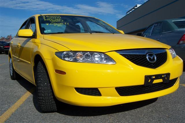 offers used car for sale 2003 mazda mazda6 4 door sedan 4. Black Bedroom Furniture Sets. Home Design Ideas