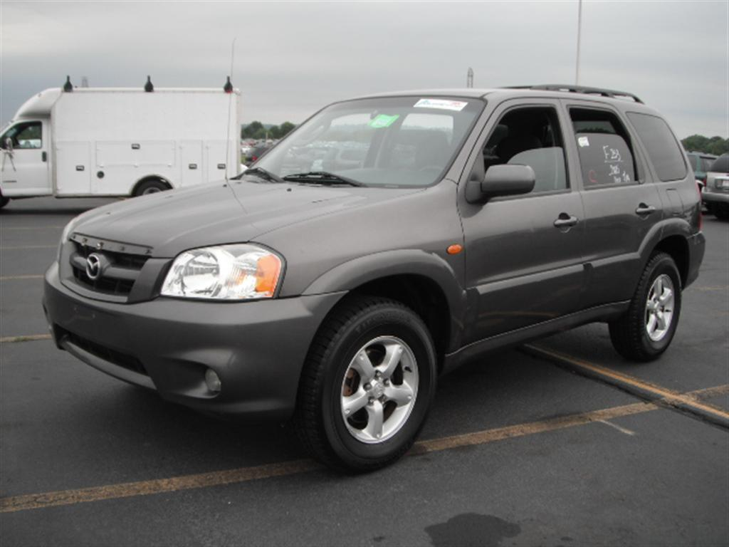 offers used car for sale 2005 mazda tribute sport utility awd 6. Black Bedroom Furniture Sets. Home Design Ideas