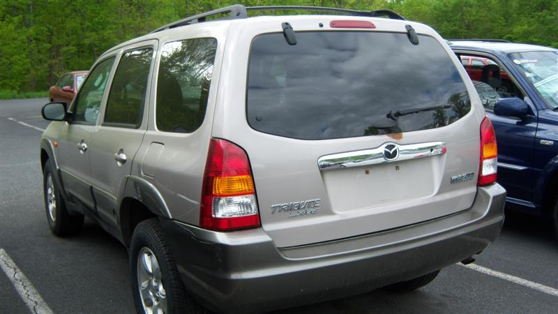 Used 2002 Mazda Tribute Suv 5 290 00