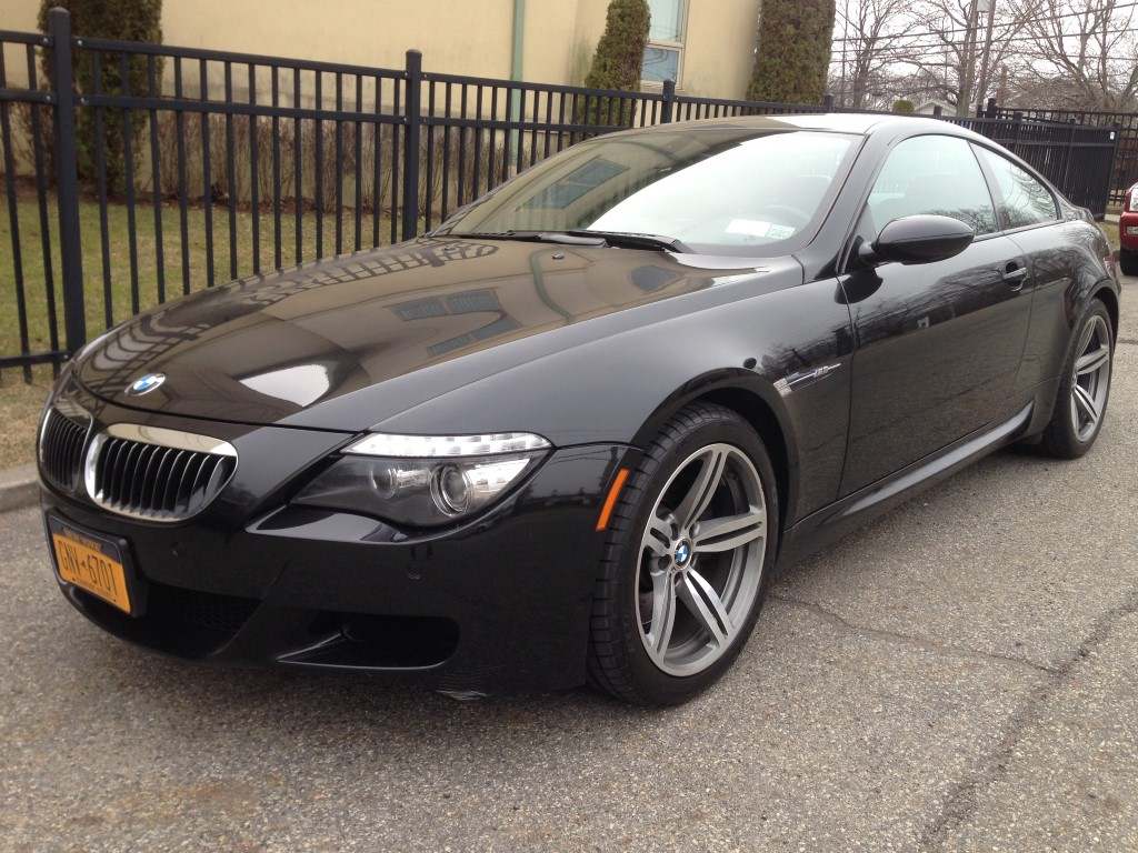 used car for sale 2008 bmw m6 coupe 27 in staten island ny. Black Bedroom Furniture Sets. Home Design Ideas